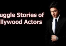 struggle story of bollywood actors