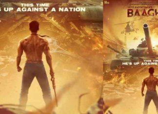 tiger shroff film baaghi three trailer gets massive response