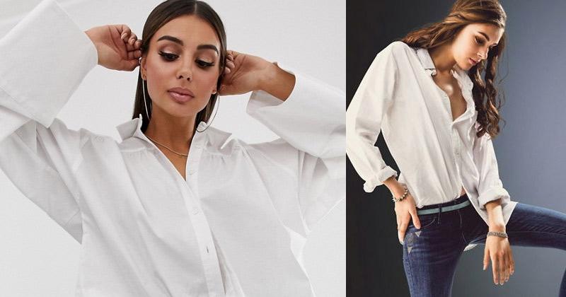 Best Way to wear White Shirt