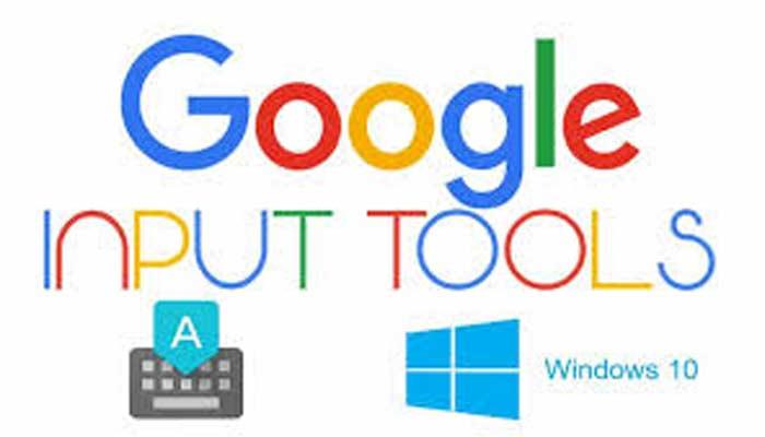 Google Input Tools