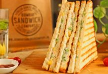 Junglee Sandwich Recipe