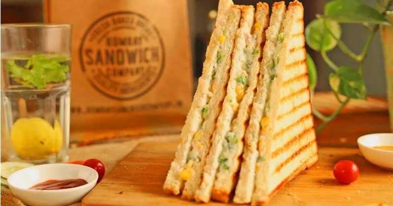 Junglee Sandwich Recipe