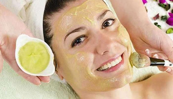 Potato Honey Lemon Mask