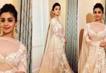 bollywood actress lehenga choli design