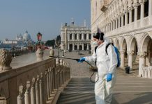 coronavirus 1000 death case in one day italy