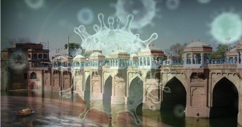 coronavirus positive found in jaunpur lockdown