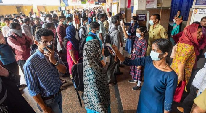 delhi noida social distancing coronavirus lockdown