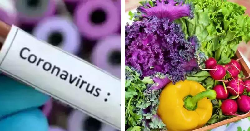 diet to avoid coronavirus