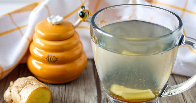 ginger tea recipe
