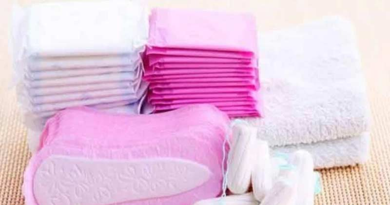 international womens day sanitary pads free from 8 march
