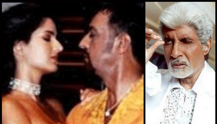 katrina kaif amitabh bachchan first movie