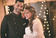 neha dhupia husband angad bedi support