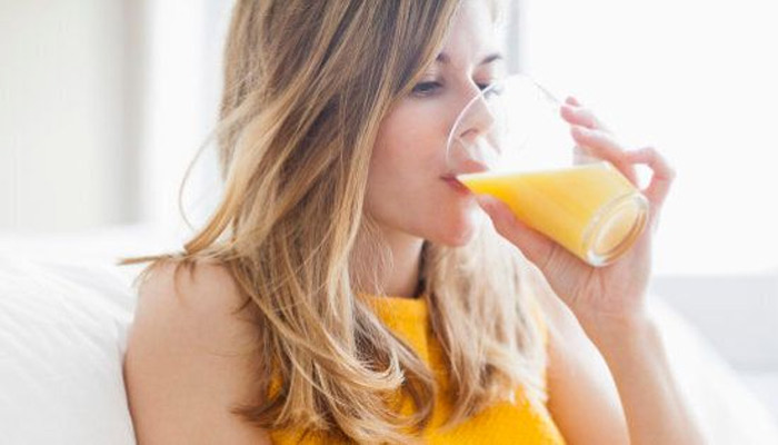 orange juice for weight loss