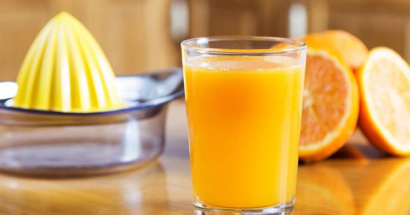 orange juice ke fayde