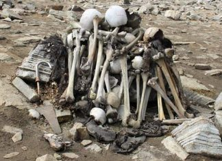 roopkund skeleton lake history