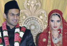 sania mirza shoaib malik love story