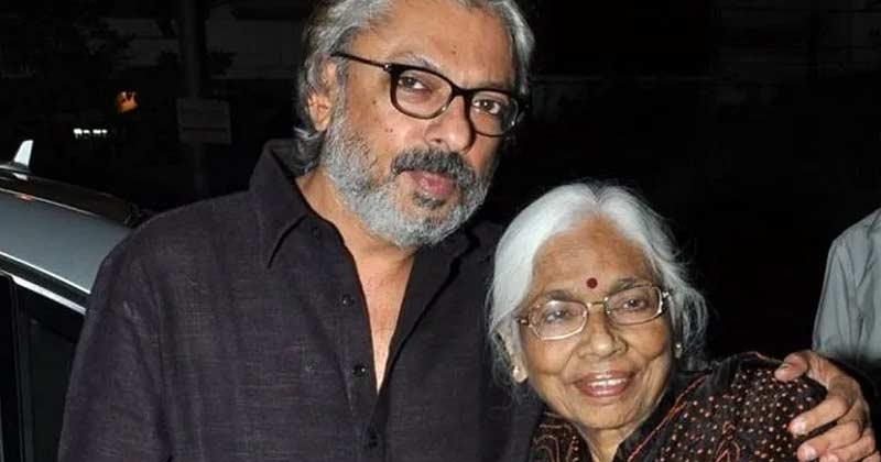 sanjay leela bhansali mother
