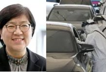 south korean female doctor who protects from coronavirus