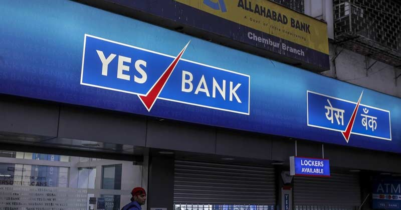 yes bank govt limit deposit withdrawal