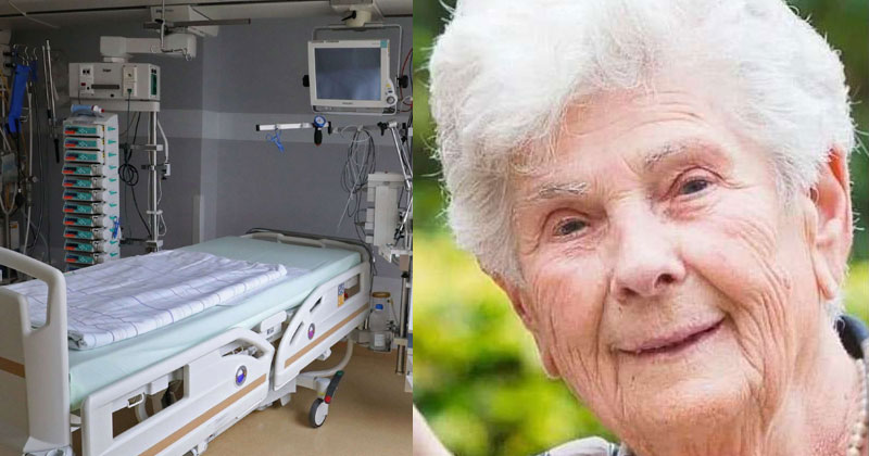 90 years old Woman dies from coronavirus in Belgium