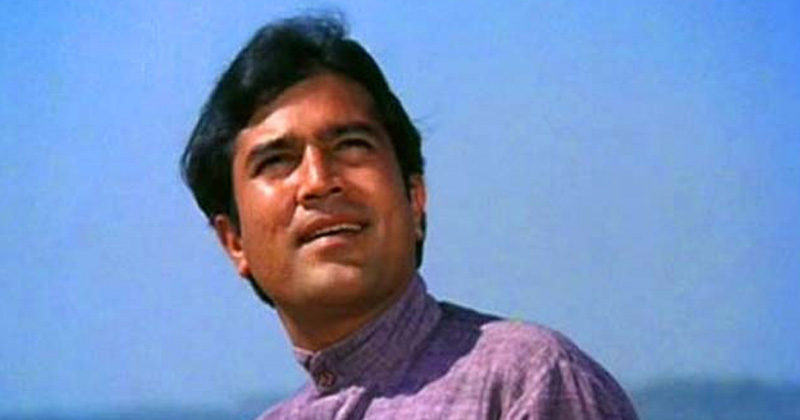 Anand movie Rajesh khanna