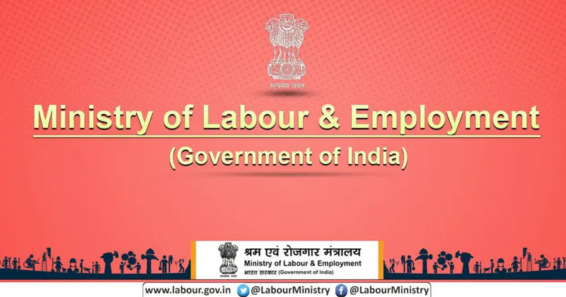Ministry of labour issues advisory