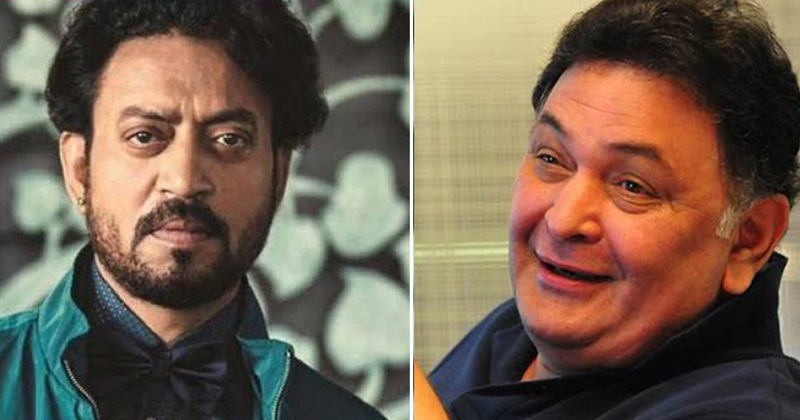 Rishi kapoor irrfan khan and these bollywood stars who lost battle to cancer