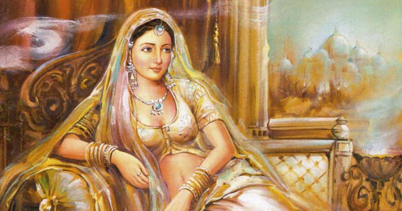 ancient indian queens beauty secrets