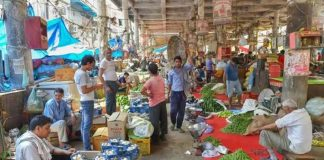 azadpur mandi traders coronavirus positive