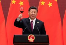 china role now suspicious many countries