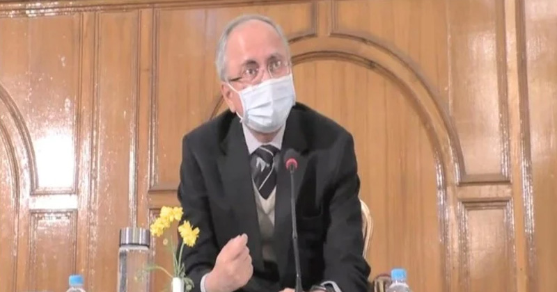 coronavirus patients with no symptoms chief secretary anil khachi