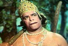 dara singh gave up non veg after playing hanuman role in ramayan