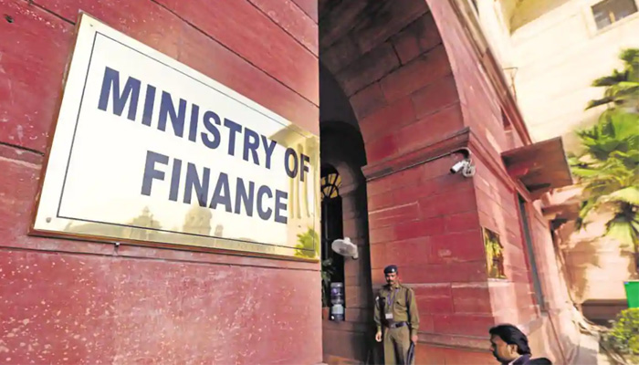 finance ministry freezes increment on da