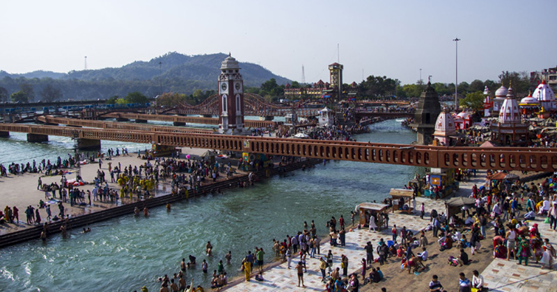 ganga river water becomes fit for drinking during lockdown