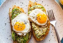 healthy breakfast ideas in lockdown