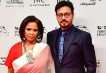 irrfan khan wife sutapa was his reason to live
