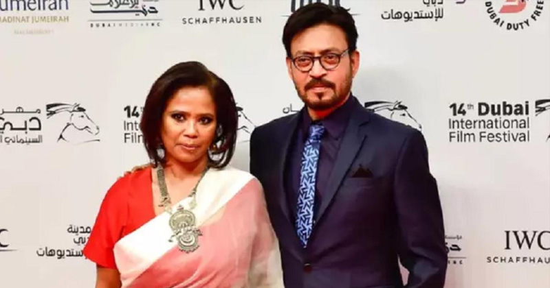 irrfan khan wife sutapa was his reason to live