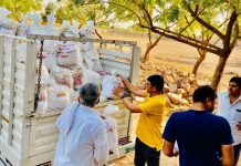 jodhpur farmer helps needy people