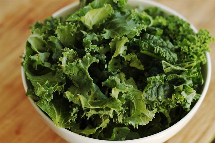 kale for women body