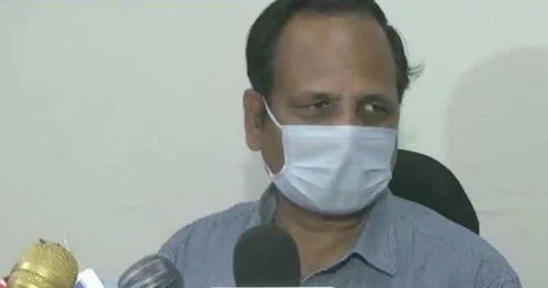 lockdown eagende delhi health minister satyendra jain