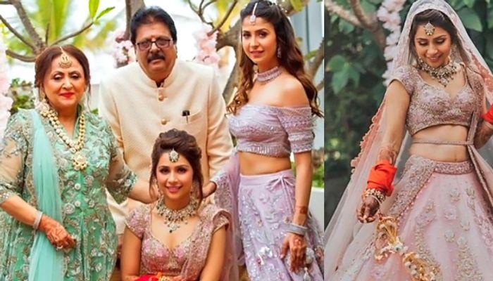 malvika raaj sister wedding