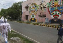 new delhi jama masjid area 11 family members coronavirus infected