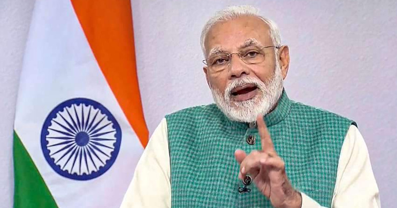 pm modi to hold meeting with cms on monday