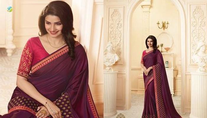 saree according to colours