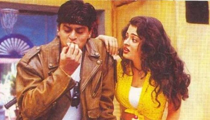 shahrukh khan aishwarya rai in josh