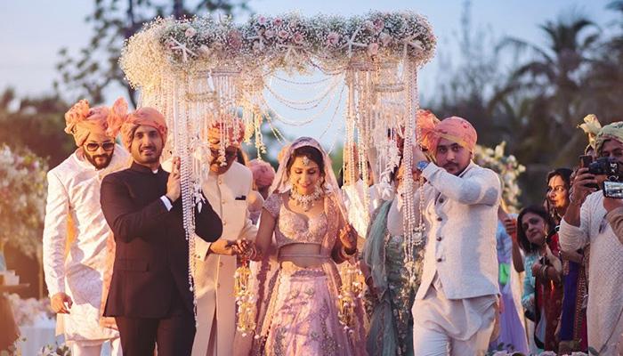 sonaakshi raaj nikhil merani wedding