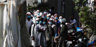 tablighi jamaat 20 states of india at risk of coronavirus