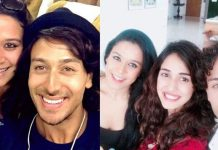 tiger shroff disha patani living together during lockdown