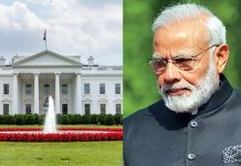 white house unfollowed PM narendra modi India