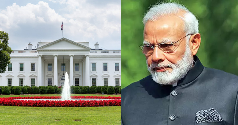 white house unfollowed PM narendra modi India